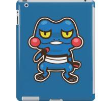 Croagunk iPad Case/Skin