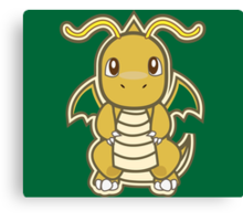 Dragonite Canvas Print