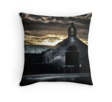 Doon Church Throw Pillow