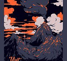 Visit Mordor by mathiole