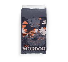 Visit Mordor Duvet Cover