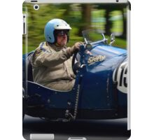 One Man and his Toy! iPad Case/Skin