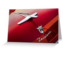 Fairlane Greeting Card