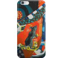 Jazz bar iPhone Case/Skin