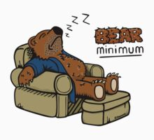 Bear Minimum Kids Clothes