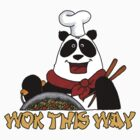 wok this way by Corrie Kuipers