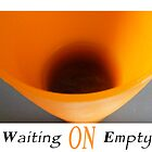 waiting on empty by James Edward Olson
