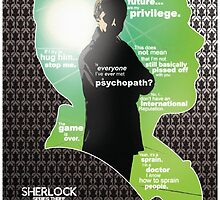Sherlock: Series Three by FPArtistry