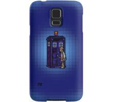 Time And Relative Pixels: Seventh Doctor Samsung Galaxy Case/Skin