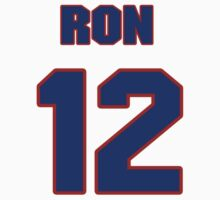 National baseball player Ron Darling jersey 12 by imsport