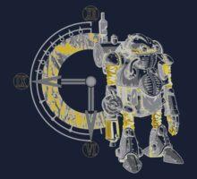 Chrono Robo by LiamNeesons