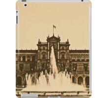 Plaza de Espana - Sevilla iPad Case/Skin