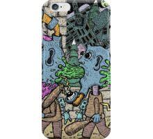 The War Rages iPhone Case/Skin
