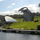 The Falkirk Wheel by JamesTH