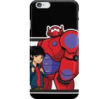 Hiro and Baymax iPhone Case/Skin