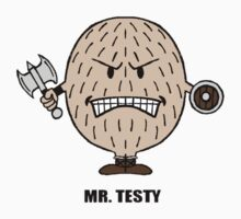 Mr. Testy by kerchow