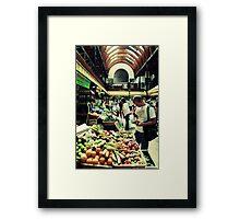 Shopping On Acid Is Never Advisable Framed Print
