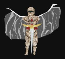 The Winged knight Kids Clothes