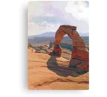 Delicate Arch (3) Canvas Print