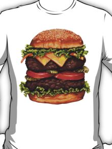 Double Cheeseburger T-Shirt