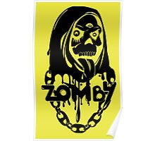 Zomby Poster
