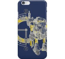 Chrono Robo iPhone Case/Skin