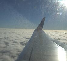 Flying to Melbourne from Adelaide by searbear