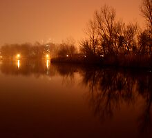 Then one foggy Christmas Eve by pmarella