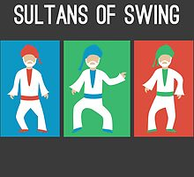 Sultans of swing by bvshirts