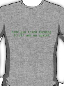 Green IT Solution T-Shirt