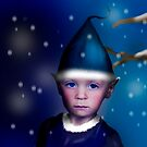 The little elf by Anette Tyler