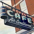 Hope's Cafe by Van Cordle