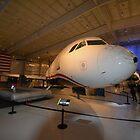 Airbus A320-214 (N106US) by John Schneider