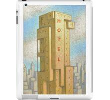 Bauhaus Hotel iPad Case/Skin