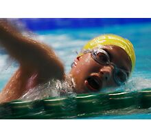 ASA National Age & National Youth Championships  Photographic Print