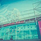 Old Trafford, Manchester by RED DAVID