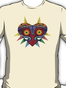 Colourful Majoras Mask T-Shirt