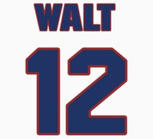 National baseball player Walt Bond jersey 12 by imsport