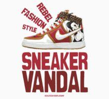 Sneaker Vandal by kaysha