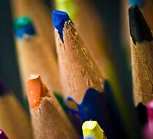 Color Me Pencils 3 by Jo Anne Shinn