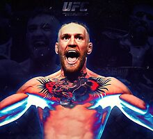 UFC - Conor ''Notorious'' McGregor by Addemdial