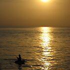 Malecon Sunset by skaranec1981