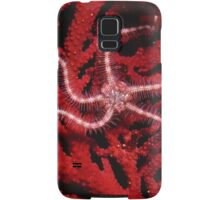 Brittle Star, Great Barrier Reef Samsung Galaxy Case/Skin