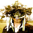 Green Man,Beltane. by Amanda Gazidis