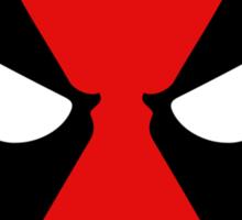 Hero Circles - Deadpool Sticker