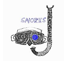 snorks sketch Photographic Print