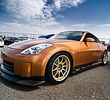 Nissan 350Z by 7perfect7