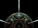 BC3DFlowers#6: Star Wars Laser Attack (G0941) by barrowda