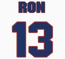 National baseball player Ron Pruitt jersey 13 by imsport