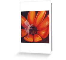 Flower Fairy Greeting Card